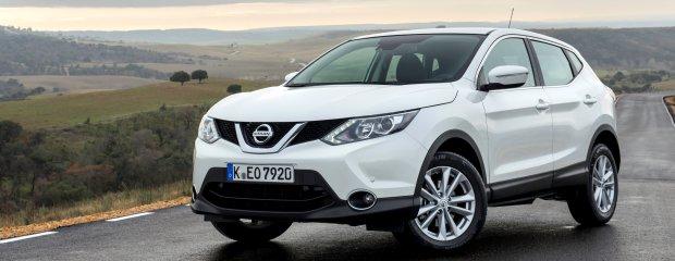 Najlepiej sprzedające się SUV-y i crossovery w Europie