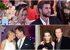 Miley Cyrus i Liam Hemsworth, Karolina Ferenstein i Piotr Kraśko, Edyta Herbuś i Mariusz Treliński
