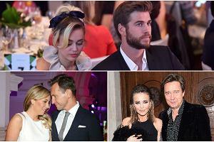 Miley Cyrus i Liam Hemsworth, Karolina Ferenstein i Piotr Kra�ko, Edyta Herbu� i Mariusz Treli�ski