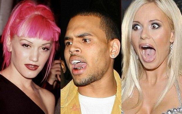 Trend wsród gwiazd: fryzury z wygolonym bokiem : Album