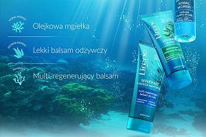 Lirene Mineral Collection. Cenne składniki z morskich głębin w nowej linii do pielęgnacji ciała