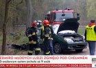 Tragiczny wypadek koło Chełmna. Zginęło siedem osób w wieku 13-17 lat