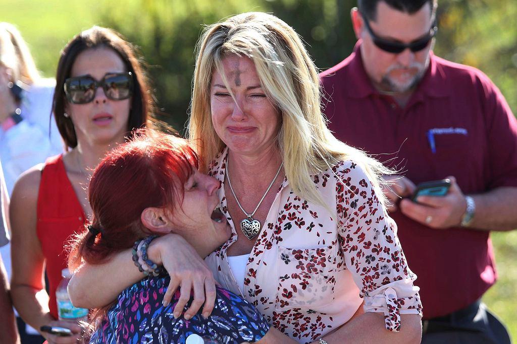 Strzelanina w szkole w USA