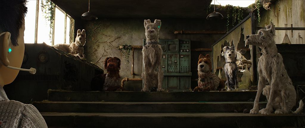 'Isle of Dogs' Wesa Andersona / Twentieth Century Fox