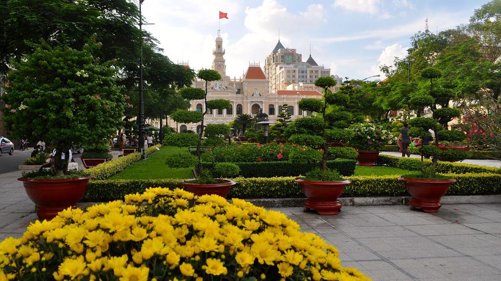 Plac Ho Chi Minha