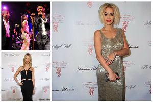 Gwiazdy, modelki i projektanci na wielkim Angel Ball 2013 - Rita Ora, Karolina Kurkova, Hugh Jackman i inni [ZDJ�CIA]