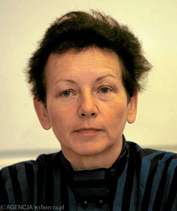 Prof. Monika P�atek