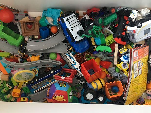 Zanim kupisz dziecku zabawkę, upewnij się kto wyprodukował zabawkę, czy opakowanie ma ważne znaki towarowe