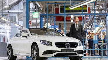 Mercedes reorganizuje globalną strategię produkcji aut osobowych