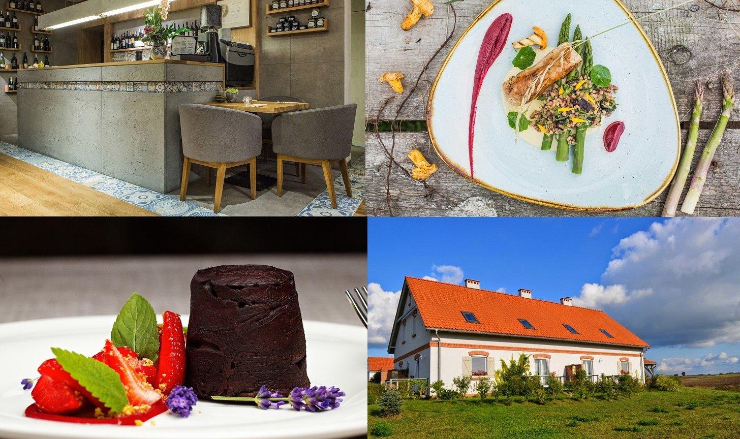 Alfabet Kulinarnego Turysty Restauracje W Calej Polsce Do Ktorych