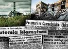 """Jak Warszawa zareagowała na katastrofę w Czarnobylu? """"Poziom skażenia nie stwarza zagrożenia"""""""