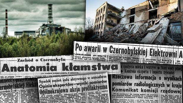 Czarnobyl. Co w pierwszych dniach po katastrofie atomowej pisała polska prasa?