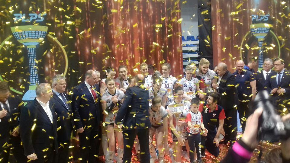 Grot Budowlani z Pucharem Polski