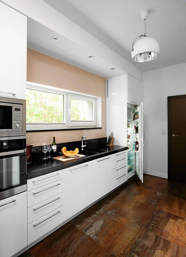 kuchnia, wystrój wnętrz, meble kuchenne