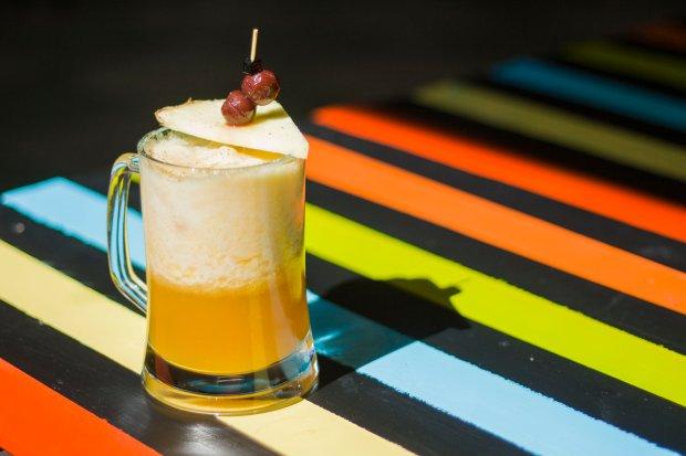 Cocktail z pubu Pixel