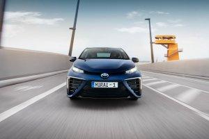 Toyota Mirai w Europie | Du�a galeria