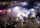 To miasto zniknęło pod gęstą mgłą. Taki widok zdarza się tylko raz do roku