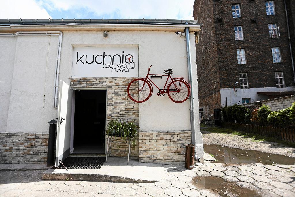 Kuchnia 'Czerwony Rower ' (fot. Adam Stępień / Agencja Gazeta)