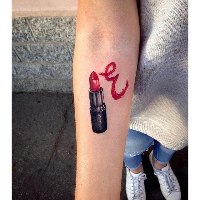 Makeup tattoo