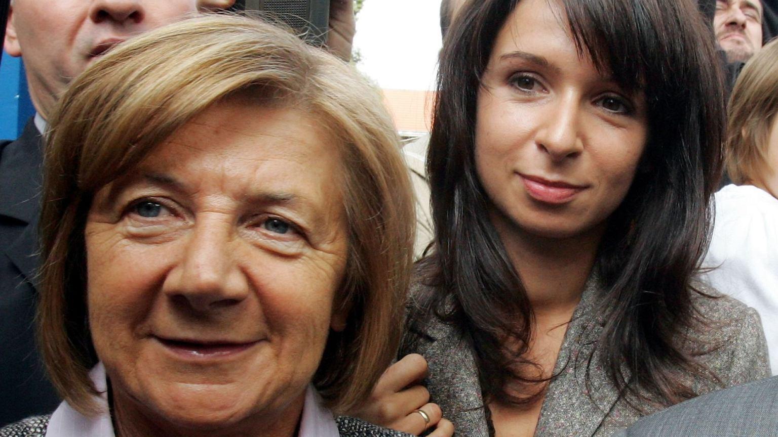 Marta Kaczyńska W Quot Sieci Prawdy Quot Wspomina Zmarłą Matkę
