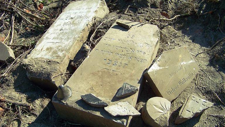 Cmentarz w Maszewie