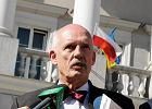 Korwin-Mikke głosem prezydenta Putina: Aneksja Krymu była całkowicie naturalna