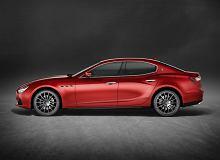 Nowy Charger i Challenger powstaną na bazie Maserati Ghibli