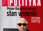"""""""Polityka"""": Kaczyński marszem 13 XII chce przywołać emocje ze stanu wojennego"""