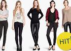 Czarne rurki - uniwersalne spodnie na ch�odniejsze dni