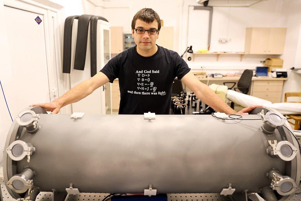 Tygodnik Polityka Docenil Fizyka Z Torunskiego Umk