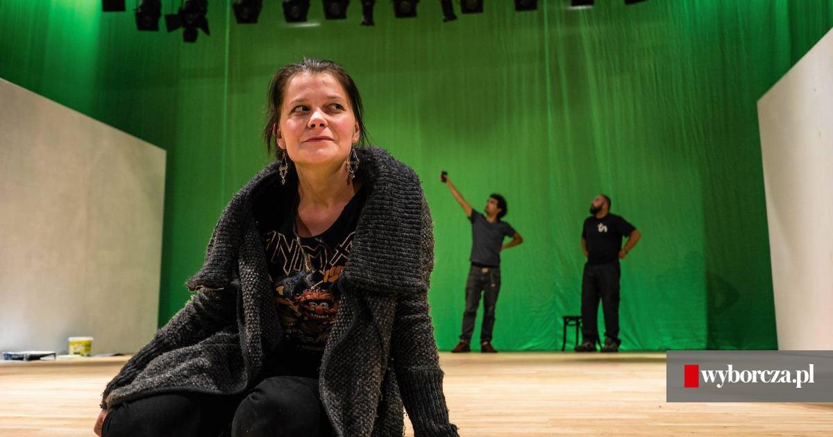 acb6f6e858 Teatr Nowy w Poznaniu  premiera  Iwony