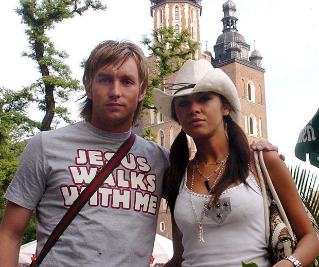 Damian Gorawski i Natalia Siwiec