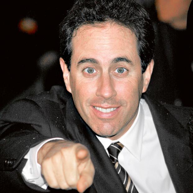 logo z klasą, Logo z klasą: historia stand-up comedy, Jerry Seinfeld