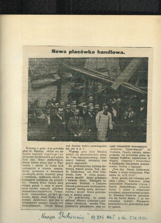 Dom Towarowy Braci Jabłkowskich