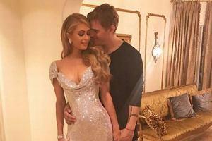 Paris Hilton z chłopakiem
