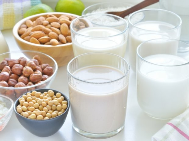 Mleka ro�linne - dobry zamiennik mleka krowiego?