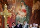 Miedwiediew na pasterce w Moskwie, Putin kameralnie na wsi. Ko�cio�y wschodnie obchodz� Bo�e Narodzenie [ZDJ�CIA]