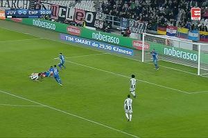Serie A. Samobój Skorupskiego, Polak nie zatrzymał Juventusu [ELEVEN SPORTS NETWORK]