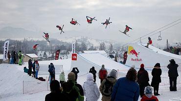 Polish Freeskiing Open. Harenda, Zakopane