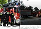 Pijani strażacy wyruszyli na akcję. Szybko okazało się, że to nie był dobry pomysł