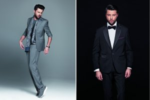 Męski garnitur: tak go nosimy w 2015 roku [SESJA LOGO]