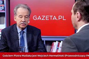 """Wojciech Hermeliński: """"Przykro to mówić, ale władze nie mają zaufania do PKW"""""""