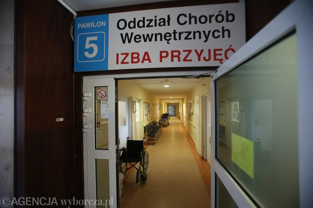 Szczecin, Samodzielny Publiczny Specjalistyczny Zakład Opieki Zdrowotnej 'Zdroje'