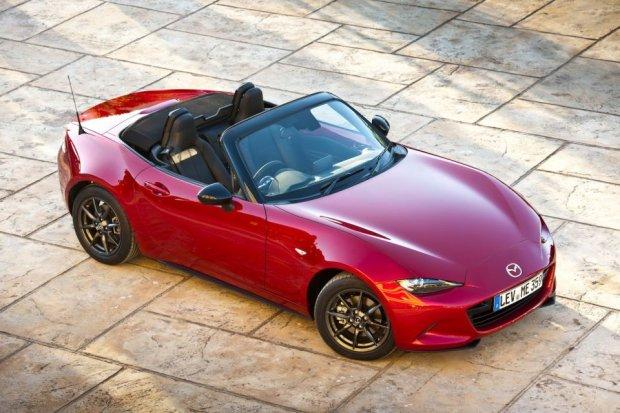Mazda MX-5 | Debiut podstawowego silnika