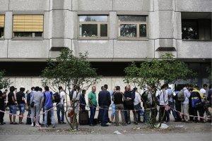 Niemcy: Uchod�cy zamiast porz�dnego zawodu wybieraj� bieda-prac�