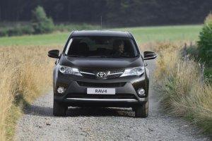 Toyota RAV4 | Diesel w cenie benzyny