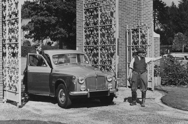 Rover P4 z 1959
