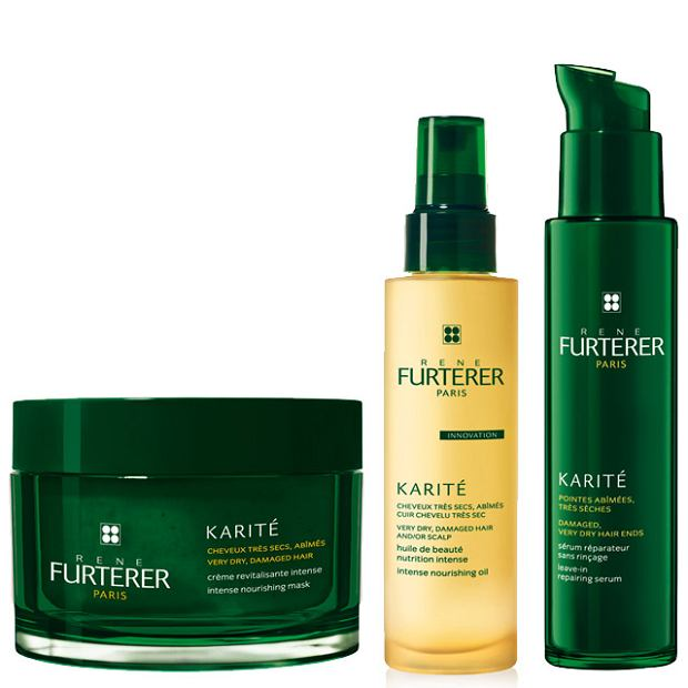 Rene Furterer: kosmetyki z mas�em KARITÉ
