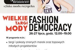 Fashion Democracy - targi i pokazy mody w Krakowie