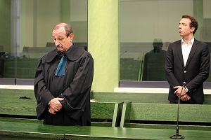 Reporter skazany za prowokacj� skar�y si� do Strasburga